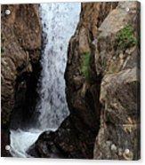 Chasm Falls 2 - Panorama Acrylic Print