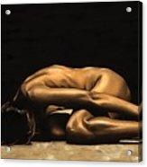 Chastity Acrylic Print