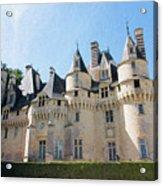 Chateau D'usse, Loire, France Acrylic Print