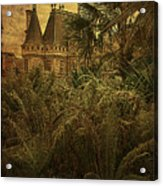 Chateau In The Jungle Acrylic Print