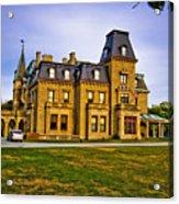 Chateau-sur-mer Acrylic Print