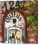 Chateaux Finerty Acrylic Print