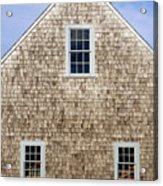 Chatham Boathouse Acrylic Print
