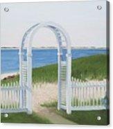 Chatham Harbor Acrylic Print