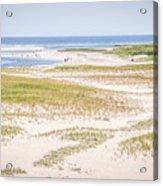 Chatham Lighthouse Beach Acrylic Print