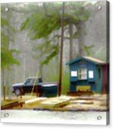 Cheaha Lake Acrylic Print