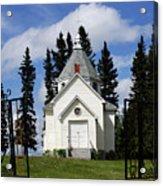 Chechow Holy Spirit Church 1  Acrylic Print