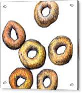 Cheerios 2 Acrylic Print