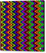 Cheerios Wave Acrylic Print