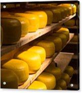 Cheese Factory Acrylic Print