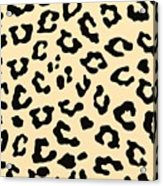 Cheetah Fur Acrylic Print