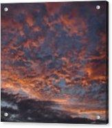 Chemical Sky Acrylic Print