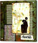 Cherished Friends Acrylic Print