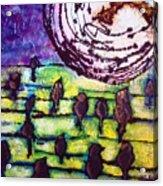 Cherokee Father Fly Away Home Acrylic Print