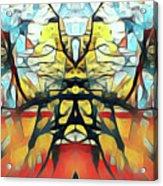 Cherokee Nation Acrylic Print