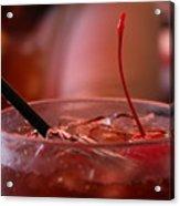 Cherry Coke Acrylic Print