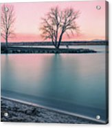 Cherry Creek Sunrise Acrylic Print