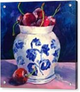 Cherry Delights Acrylic Print