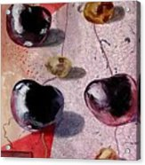 Cherry Music Acrylic Print