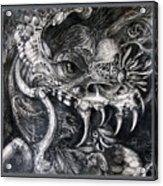 Cherubim Of Beasties Acrylic Print