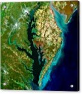 Chesapeake Bay Acrylic Print