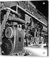 Chesapeake And Ohio Steam Engine Acrylic Print