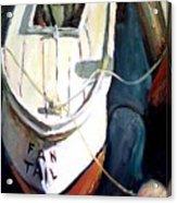 Chesapeake Boat Acrylic Print