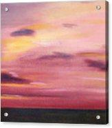 Chesapeake Skyscape Acrylic Print