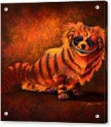 Cheshire Canine Acrylic Print