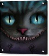 Cheshire Acrylic Print