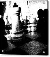 Chess5 Acrylic Print