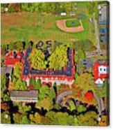 Chestnut Hill Academy 500 West Willow Grove Avenue Acrylic Print