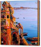 Chet Singh Acrylic Print