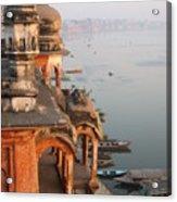 Chet Singh Fort Acrylic Print