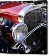 Chevrolet 1932 Deluxe Coupe Acrylic Print