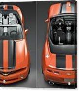 Chevrolet Camaro Convertible Concept 5  Acrylic Print