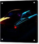 Chevrolet Chevelle 001 Acrylic Print