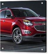 Chevrolet Equinox Ltz 2016 1920x1200 001 Acrylic Print