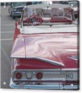 Chevrolet Impala Acrylic Print