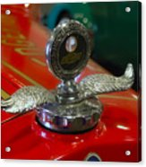 Chevrolet Wings Acrylic Print
