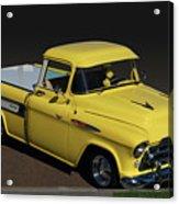 Chevy Cameo  Acrylic Print