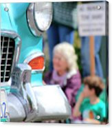 Chevy On Parade Acrylic Print
