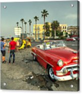 Chevy On The Prom  Acrylic Print
