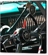 Chevy Powerglide Acrylic Print