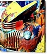 Chevy Rat Acrylic Print