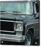 Chevy Vintage Truck Acrylic Print