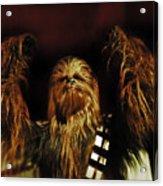 Chewie Acrylic Print