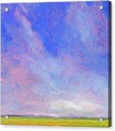 Cheyenne Spring Acrylic Print