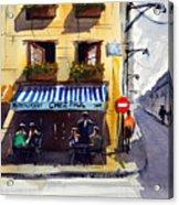 Chez Paul Acrylic Print