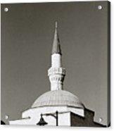 Chiaroscuro Istanbul Acrylic Print